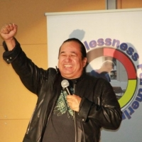 FIRST NATION COMIC SHARES LAUGHS AND HUMOR IN MELFORT